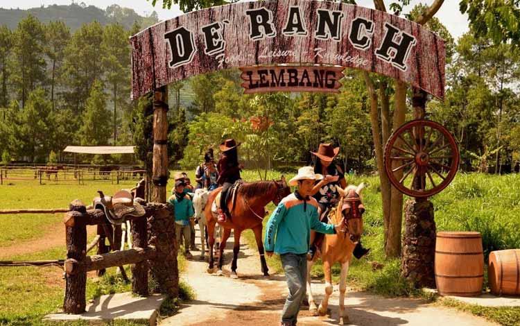 Info Terlengkap Bandung - De Ranch Lembang
