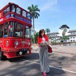 Info Terlengkap Bandung - Keliling Kota Bandung Di Atap Bus Bandros