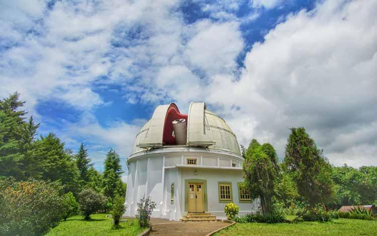 Info Terlengkap Bandung - Observatorium Bosscha