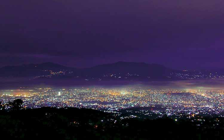 Info Terlengkap Bandung - Puncak Bintang