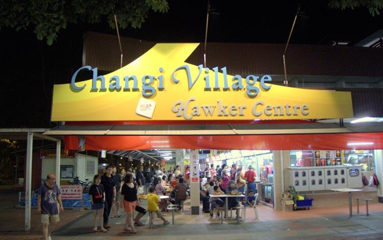 Info Terlengkap Singapura - Changi Village Food Centre