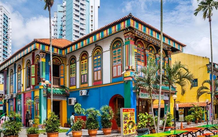 Info Terlengkap Singapura - Little India
