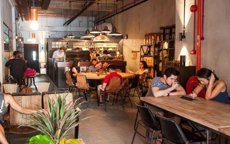 Info Terlengkap Singapura - Madame Ronin Cafe