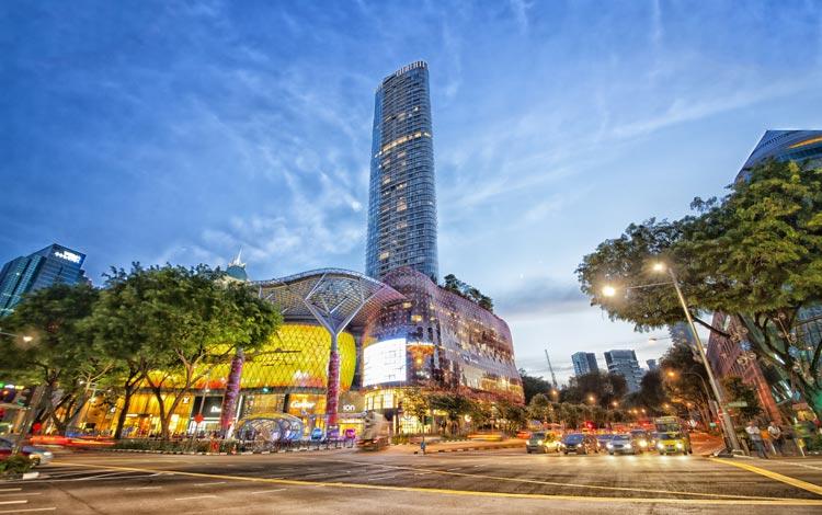 Info Terlengkap Singapura - Orchard Road