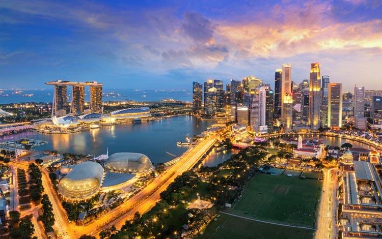 Info Terlengkap Singapura - Sejarah Singapura