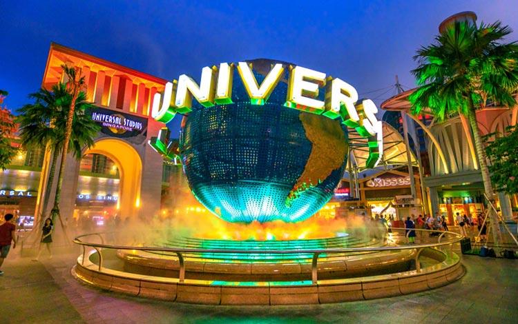 Info Terlengkap Singapura - Universal Studios