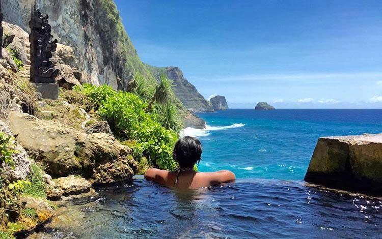 Mata Air Guyangan, Nusa Penida