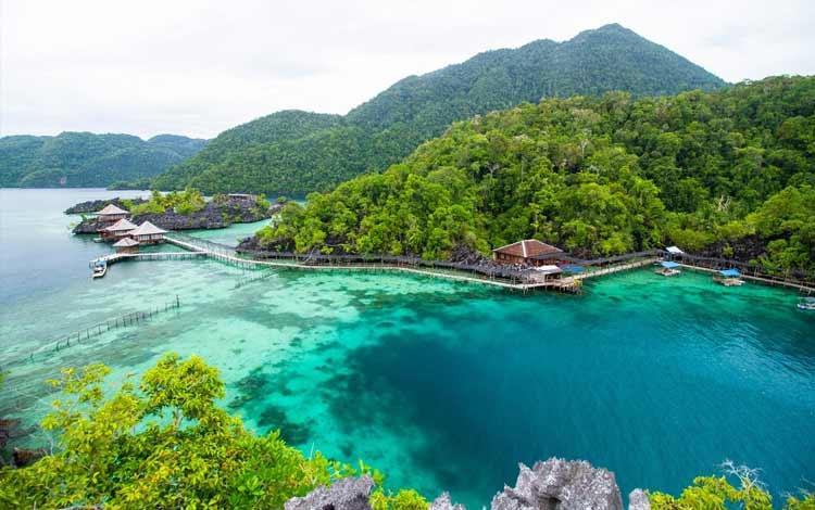 Pulau Labengki, Sulawesi Tenggara