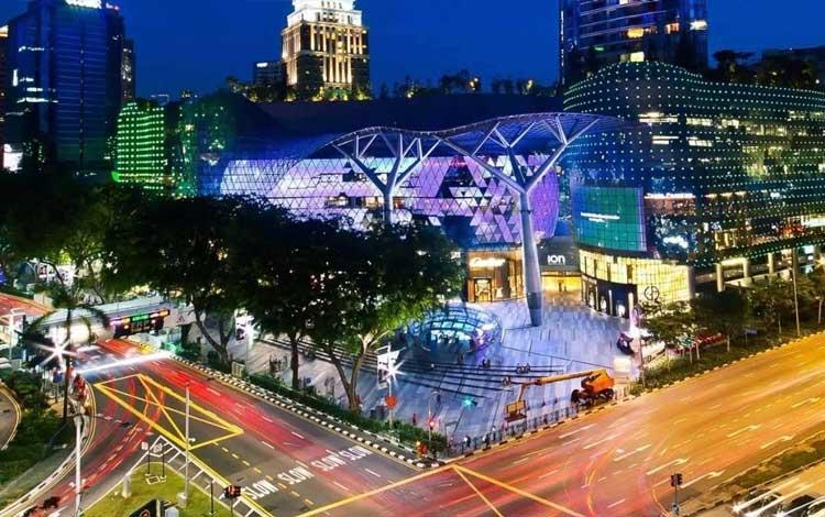 Pusat Belanja di Singapura - Orchard Road