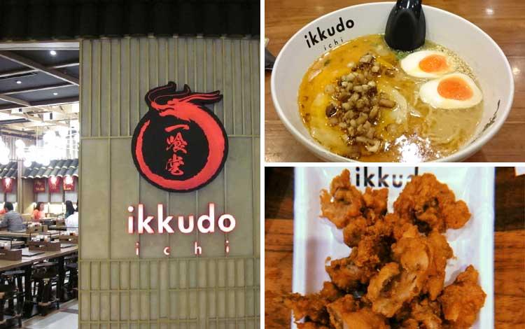 Restoran Jepang terbaik di Jakarta - Ikkudo Ichi