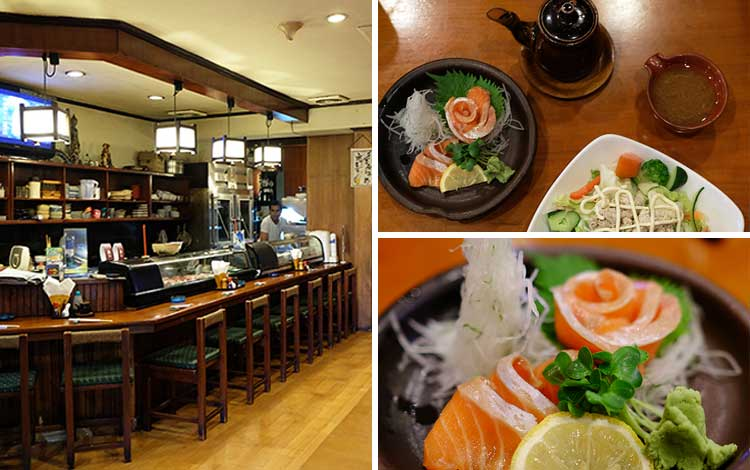 Restoran Jepang terbaik di Jakarta - Kira-Kira Ginza