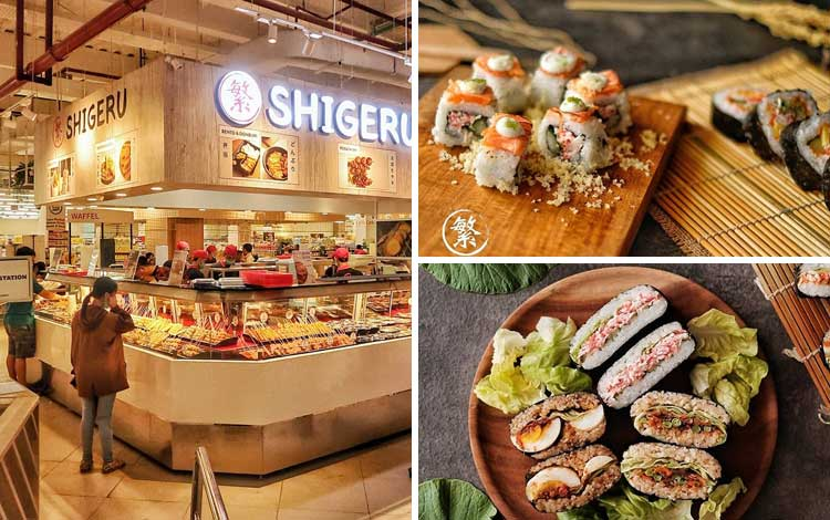 Restoran Jepang terbaik di Jakarta - Shigeru