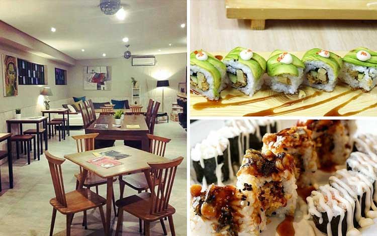 Restoran Jepang terbaik di Jakarta - Street Sushi