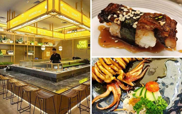 Restoran Jepang terbaik di Jakarta - Sushi Go