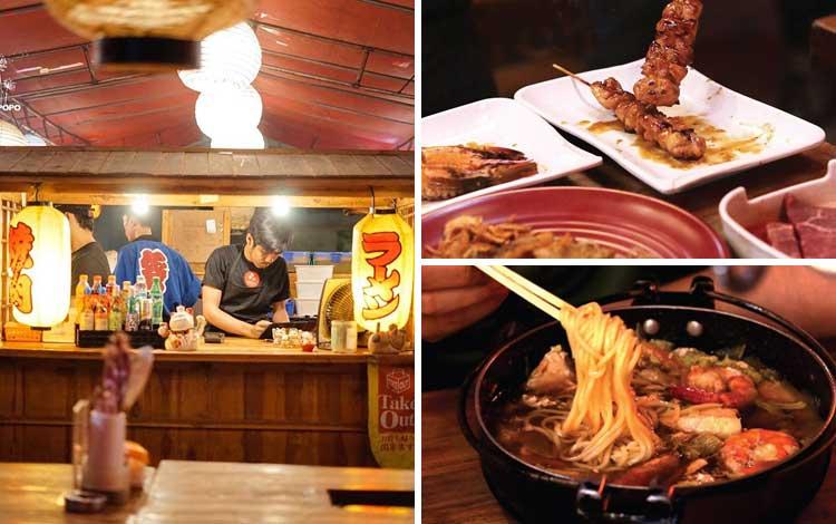 Restoran Jepang terbaik di Jakarta - Tanpopo