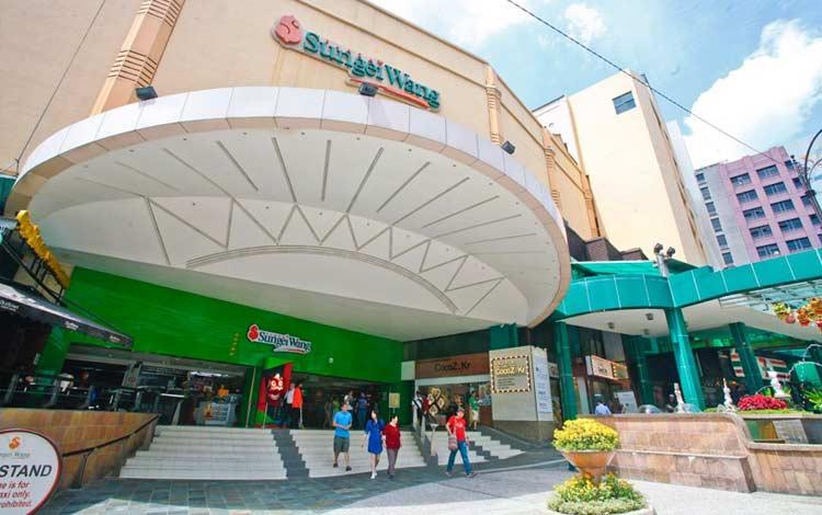 Tempat beli oleh-oleh murah di Malaysia - Sungei Wang Plaza
