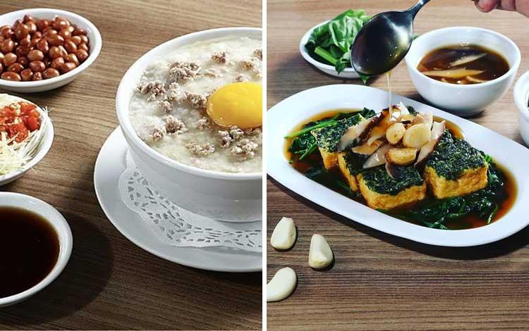 Tempat makan murah dan enak di Jakarta - Bubur Kwang Tung