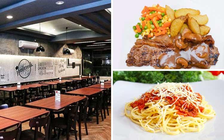 Tempat makan murah dan enak di Jakarta - Joni Steak