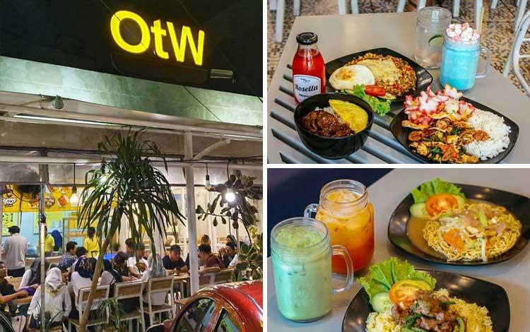 Tempat makan murah dan enak di Jakarta - OTW Food Street
