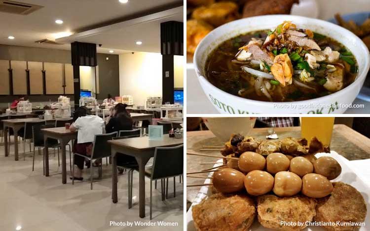 Tempat makan murah dan enak di Jakarta - Soto Kudus Blok M