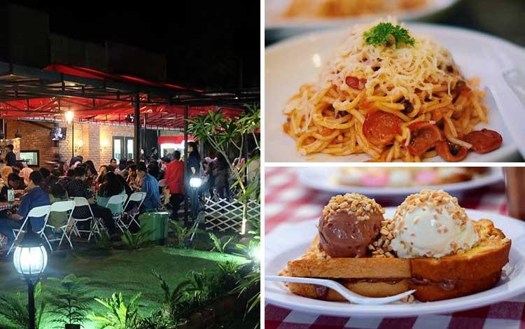Tempat makan murah dan enak di Jakarta - Warung Nagih