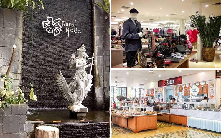 Tempat beli oleh-oleh murah di Bandung - Rumah Mode