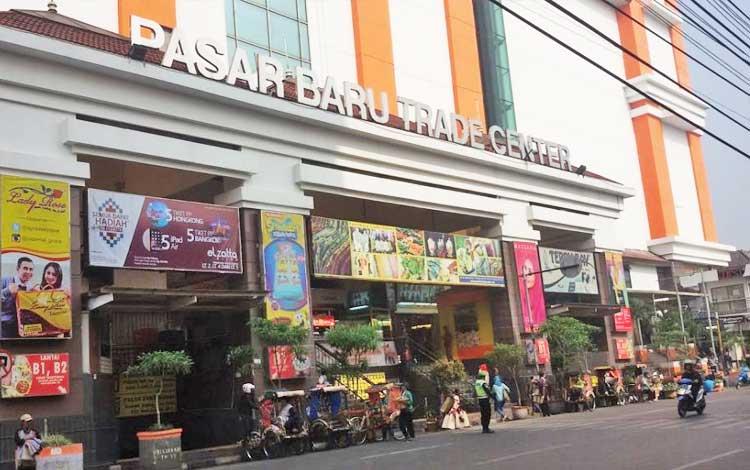 Tempat beli oleh-oleh murah di Bandung - Pasar Baru Trade Center