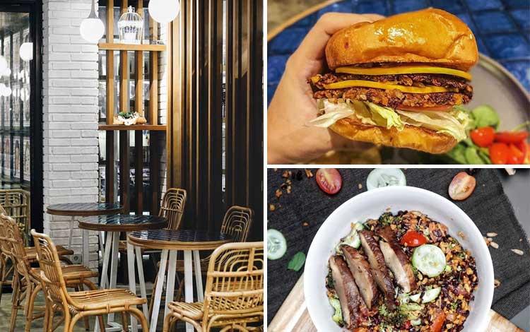Restoran vegetarian terbaik di Jakarta - BlueZone Center
