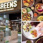 Restoran vegetarian terbaik di Jakarta - Burgreens