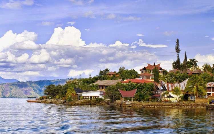 Desa wisata Tuk-Tuk Siadong