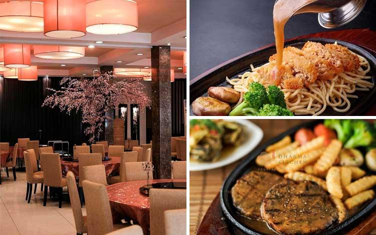 Restoran vegetarian terbaik di Jakarta - Dharma Kitchen