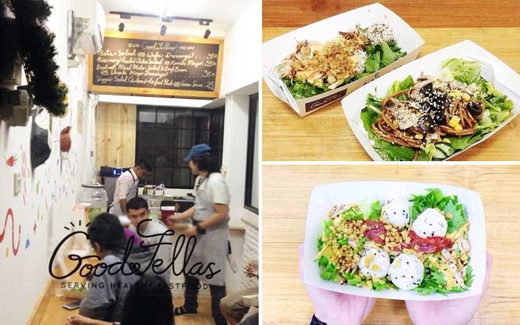 Restoran vegetarian terbaik di Jakarta - Good Fellas