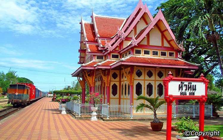Hua Hin Railway, Thailand