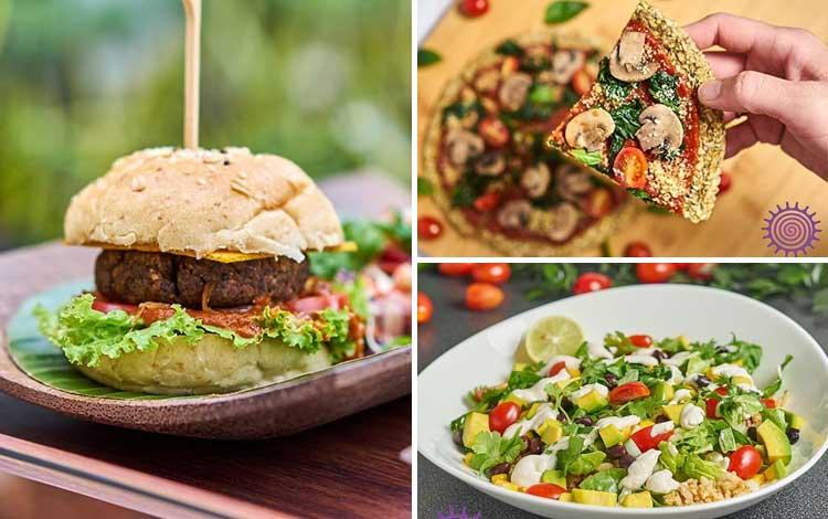 Restoran vegetarian terbaik di Jakarta - Mana Healing Food