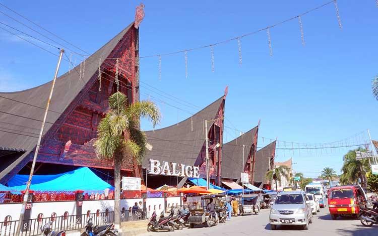 Pasar Tobasa Balige