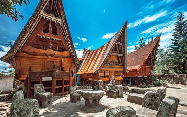 perkampungan Batak kuno, Huta Siallagan