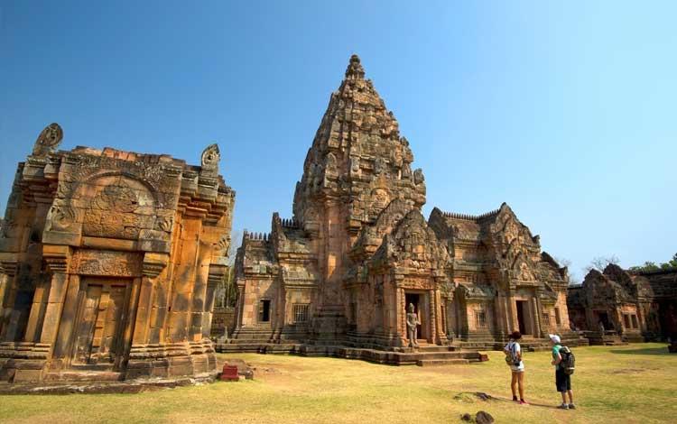 Phanom Rung, Nang Rong - Thailand