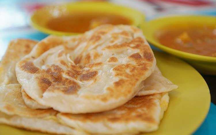 Tempat makan murah di Singapura - Rahmath Muslim Food