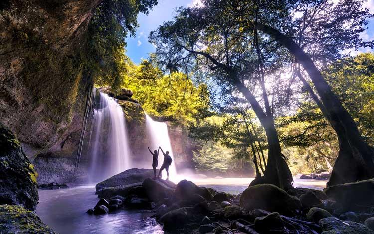 Taman Nasional Khao Yai, Thailand