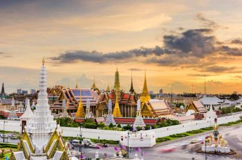 The Grand Palace, Bangkok - Thailand