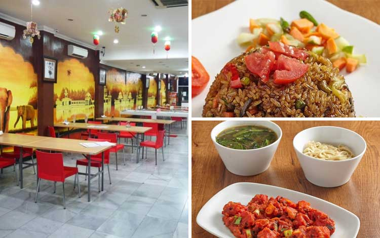 Restoran vegetarian terbaik di Jakarta - Waytuki Vegetarian