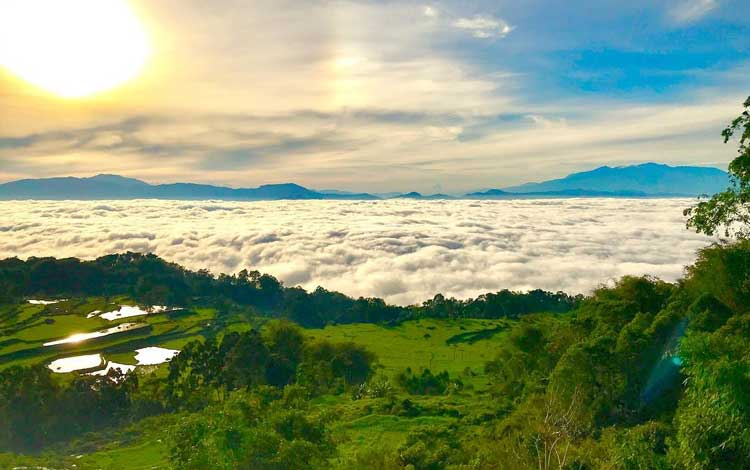 Negeri di atas awan - Batutumonga, Toraja Utara
