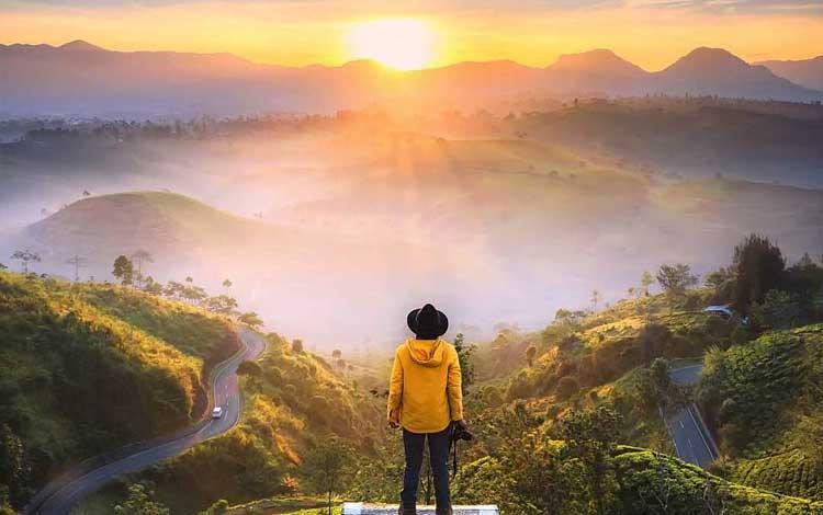Sunrise Point Cukul, Bandung
