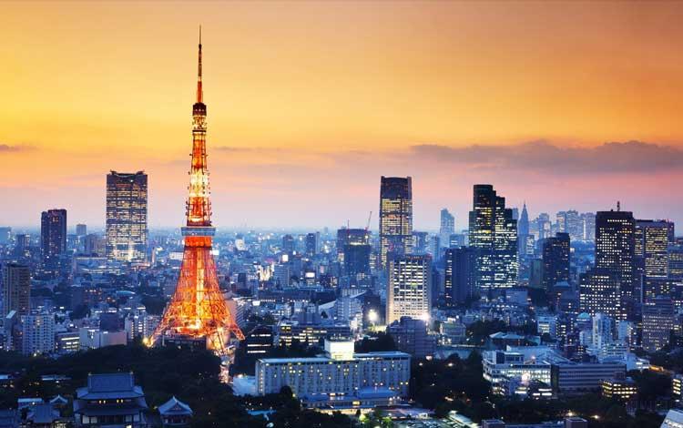 Tempat wisata terbaik di Jepang - Tokyo Tower
