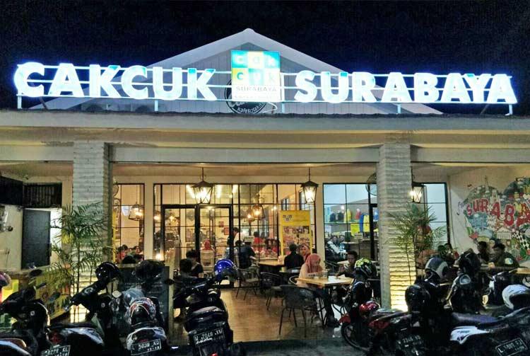 Toko oleh-oleh khas Surabaya - Cak Cuk Outlet