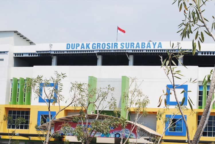 Tempat belanja oleh-oleh-khas Surabaya - Dupak Grosir Surabaya