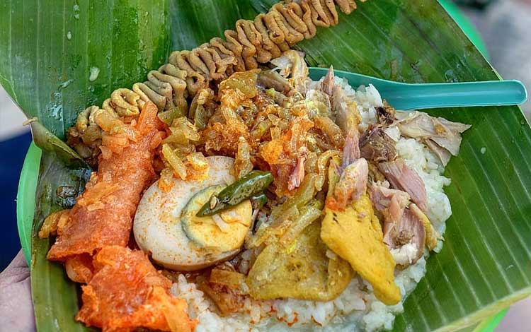 Nasi Ayam Semarang