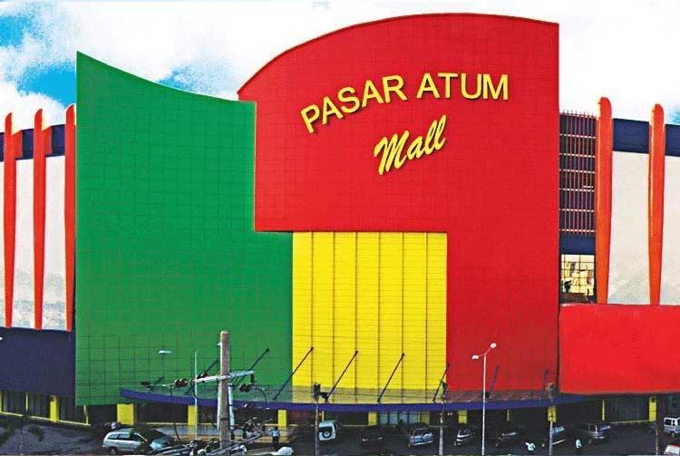 Tempat belanja oleh-oleh khas Surabaya - Pasar Atom Surabaya