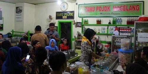 Tempat Wisata Kuliner Magelang - Tahu Pojok Magelang