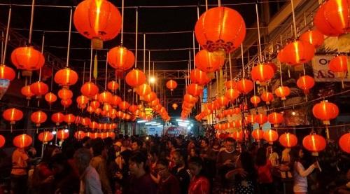 Tempat wisata Semarang - Pasar Semawis